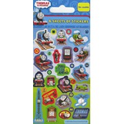 Thomas & Friends Stickers Party Packs 6s 6s (01.70.15.018)
