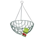 "Gardman Grdmn 14""wire Hanging Basket 01025 (01025D)"