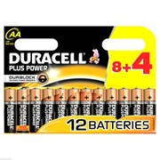 Duracell Plus Power Aa 8+4