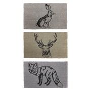 Jvl Animals Theme Coir Mat (02-726)