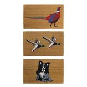 Jvl Animal Colour Coir Mat (02-727)
