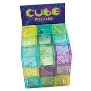 Cube Ball Puzzle Assorted (03511)