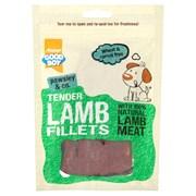 Goodboy Deli Treats Tender Lamb Fillets 80g (05641)