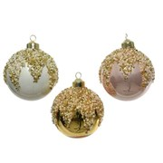 Bauble Beads On Top 8cm (060605)
