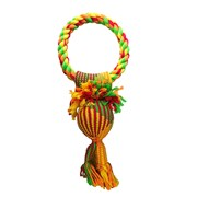 Goodboy Threads Squeaky Ball & Ring (08166)