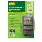 Gardman Grdmn 4tier Compact Growhouse 08679 (08679SG)