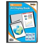10 Pocket Presentation Display Book (300931)