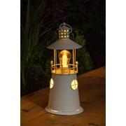 Noma Metal Lighthouse Lantern 25cm (1017016KL)