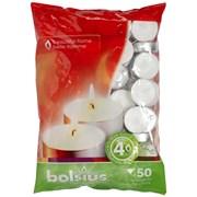 Bolsius 4 Hour Tealight Candles 50s (103630308100)