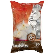 Bolsius 8 Hour Tealight Candles 50s (103630519700)