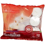 Bolsius 10 Hour Maxi Light Tealight Candles 12s (103631109300)