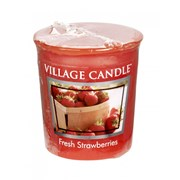 Village Candles Fresh Strawberry Votive (106000398)