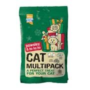 Goodboy Goodgirl Christmas Cat Treat Multi Pack (10613)