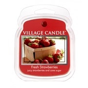 Village Candles Fresh Strawberry  Melts (109101398)