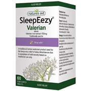 Natures Aid Naturals Aid Sleepeezy (valerian Root) 150mg 60s (127320)