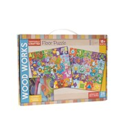 wood works Floor Puzzle (1374123)