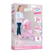 Hti Baby Born 3 Wheel Pushchair (1423575)