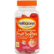 Haliborange Fruit Softies Mvit Strawberry 30s (1469)