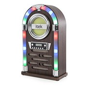 Itek Bluetooth Jukebox With Cd Player (I60018CD)