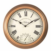 "Smart Garden Astbury Wall Clock & Thermometer 12"" (5060010)"