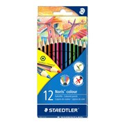 S.12 Noris Colour Colouring Pencils (185C12)