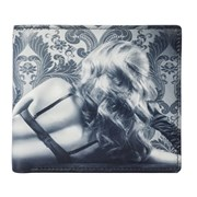 Kalmin Printed Wallet With Lady (196 4 LADY)