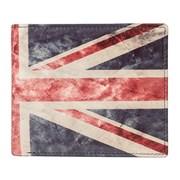 Kalmin Printed Wallet Union Jack (196 4 UJ)