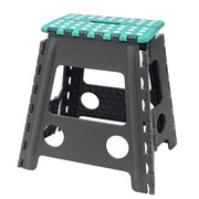 Jvl Large Folding Step Stool (20-081GY)