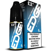 Edge British Tobacco 6mg E-liquid 10ml (20513)