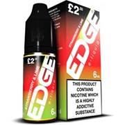 Edge Strawberry & Lime 6mg E-liquid 10ml (20517)