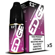 Edge Blackcurrant 6mg E-liquid 10ml (20519)