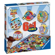 6 in 1 Game Toy Story 4 (20533)