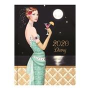 A5 Diary Claire Coxon Art Deco (20A5CD02)
