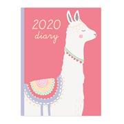 A5 Diary Llama (20A5CD03)