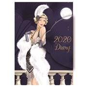 Mini Magnetic Diaries Claire Coxon Art Deco (20MD02)