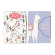 Mini Magnetic Diaries Llama (20MD03)