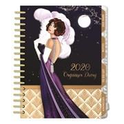 Organiser Diary Claire Coxon Art Deco (20OD01)