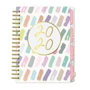 Organiser Diary Pastel Patterns (20OD04)