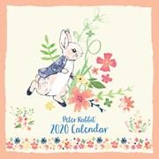 Large Square Calendar Peter Rabbitt (20SQ01)