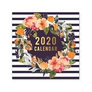 Large Square Calendar Odessia (20SQ03)