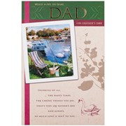 Simon Elvin Dad Fathers Day Card (21468)
