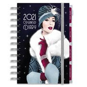 Organiser Diary-claire Coxton Art Deco (21OD02)