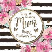 Mothers Day Card Contemporary (22254-C)