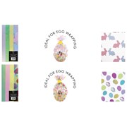 Easter Tissue And Cellophane 6pack (22470-M)