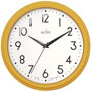 Elodie Retro Wall Clock Honey (22471)