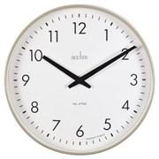 Elodie Retro Wall Clock Silver Fox (22476)