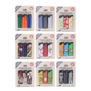 Lighter 3 Pack Asst (48543)
