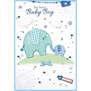 Simon Elvin Baby Boy Cards (23998)