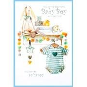 Simon Elvin Baby Boy Cards (24038)