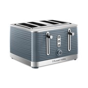 Russell Hobbs Grey Inspire Toaster 4 Slice (24383)